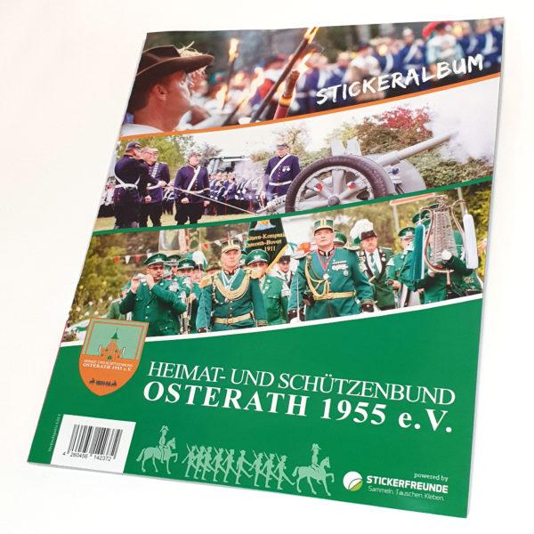 HSB Osterath Sammelalbum